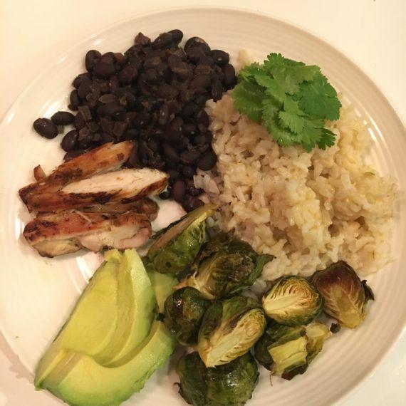 healthy lentil pinto black beans recipe at nutritionbliss.com
