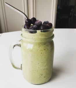 make your own smoothie recipe on www.nutritionbliss.com