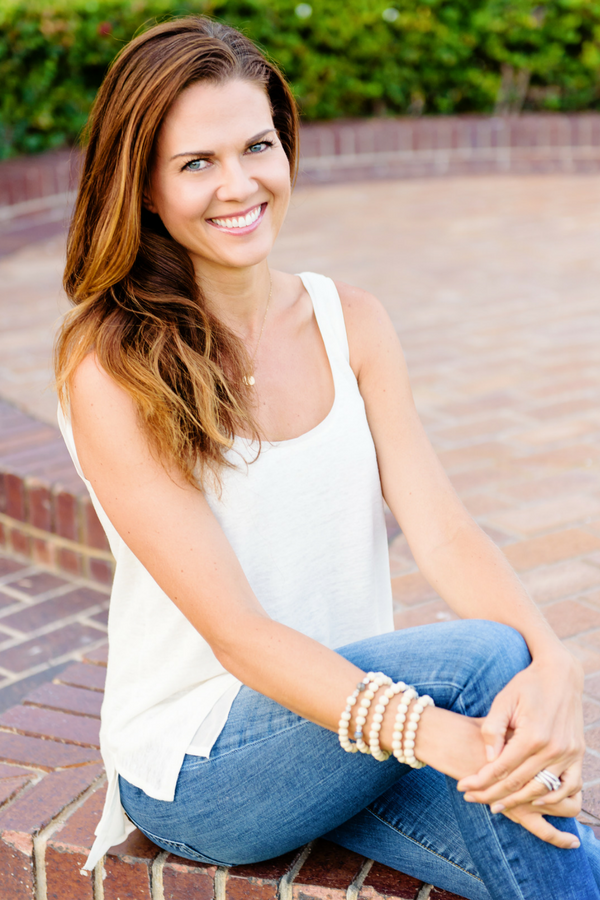 An image of Jen Martinsen functional nutritionist, holistic health coach and speaker at nutritionbliss.com