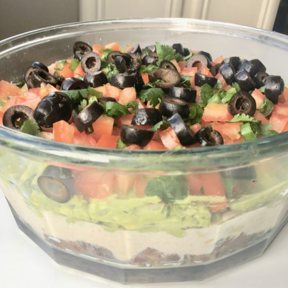 healthy appetizer recipe