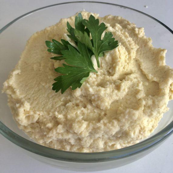 recipe for cauliflower hummus