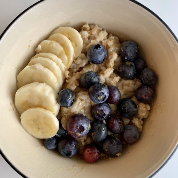 perfect morning oatmeal recipe